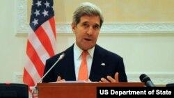 Secretário de Estado John Kerry