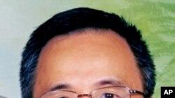 台灣政治大學教授金榮勇