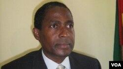 Sao Tome prime minister Gabriel Costa
