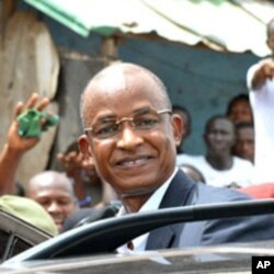 Former PM Cellou Diallo (File)