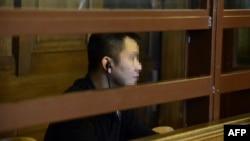 Bị cáo Long N.H., 47 tuổi, bị xét xử tại toà án Đức vào ngày 24/4/2018 vì liên quan đến vụ bắt cóc Trịnh Xuân Thanh.