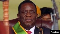 Mutungamiri wenyika VaEmmerson Mnangagwa