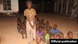 Maxaabiista al-Shabaab ee Puntland ku Qabatay Dagaalka Nugaal