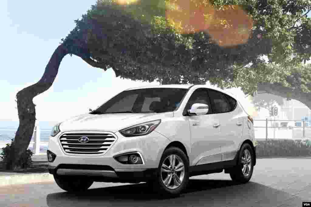 #5 Hyundai Tukson