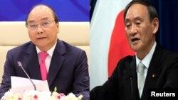 Thủ tướng Việt Nam Nguyễn Xuân Phúc và Thủ tướng Nhật Yoshihide Suga vừa có cuộc điện đàm vào ngày 11/5/2021.