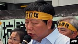 香港支联会主席李卓人(资料照片)