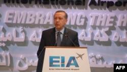 Başbakan Erdoğan Irak'ta Necef ve Erbil'i Ziyaret Etti