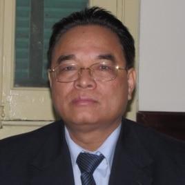 Ông Vương Hữu Tấn, Viện trưởng Viện Năng lượng Nguyên tử Việt Nam.