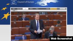 Представник Естонії Андрес Геркель очолював роботу над резолюцією ПАРЄ щодо закону про освіту в Україні