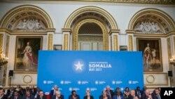 Inama mpuzamakungu kuri Somaliya yabereye i Geneve mu Busuwisi