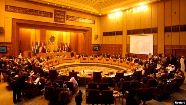 Заседание глав внешнеполитических ведоств Лиги арабских государств (архивное фото)
