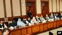 قومی سلامتی کمیٹی نے حکومت کے فیصلوں کی توثیق کر دی