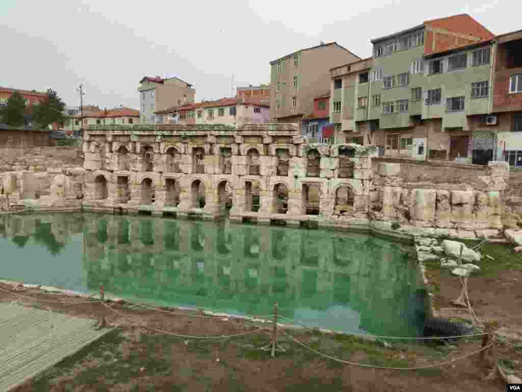 حمام رومی- ساری کایا، ترکیه عکس: امیر نیکروش (ارسالی شما)