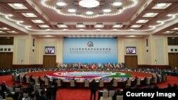 Taron kolin China da kasashen Afirka