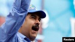 """Venezuela entregó su """"enérgica protesta"""" contra la sanción de EE.UU. a funcionarios venezolanos."""