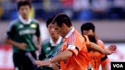 Pertandingan Liga Jepang, J. League, untuk akhir pekan ini dibatalkan.