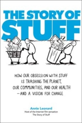 'The Story of Stuff' outlines where trash comes from and where it goes.
