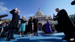 第59届美国总统就职典礼特别节目(同声传译)