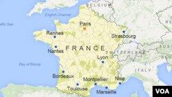Các du khách đang trên đường từ Marseille tới thủ đô Paris thì bị tấn công.