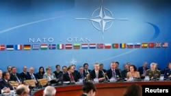 NATO ölkələrinin xarici işlər nazirlərinin Brüssel toplantısı