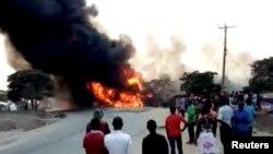 19 personnes périssent dans une explosion en Ouganda