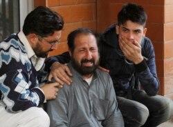 VOA reporter Ayaz Gul describes the scenes in Peshawar, Pakistan.