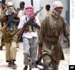 Somali Al-Shabab Fighters