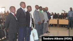 Membros da UNITA absolvidos, Tribunal da Huila
