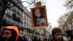 Manifestations dans plusieurs villes de France