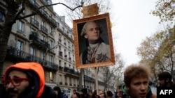 Risque de durcissement de la grève en France