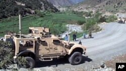 افغانستان کے لئے جدید بکتر بند گاڑیاں