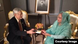 Sheikh Hasina Interviewed by Kabir
