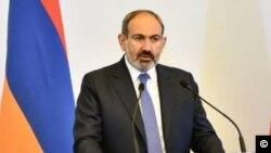 Serokwezîrê Ermenistanê Nikol Pashinyan