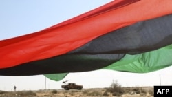 Силы ПНС Ливии вошли в Сирт