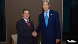 Kerry and Bruno Rodriguez