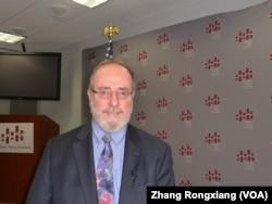 华盛顿智库经济政策研究所专家罗伯特·斯科特