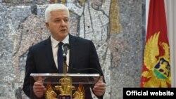 Crnogorski premijer Duško Marković (rtcg.me)