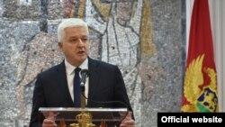 Crnogorski premijer Duško Marković (arhivski snimak)