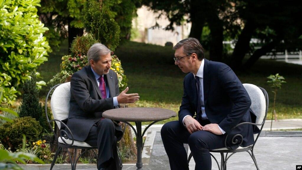 Hahn: Tregu i përbashkët i Ballkanit – nuk e zëvendëson BE-në