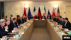 六大国代表参加伊朗核会谈(2015年3月30日)