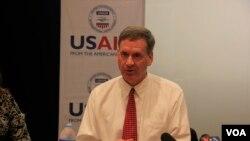USAID အေမရိကန္ႏိုင္ငံတကာဖြံ႔ၿဖိဳးမႈေအဂ်င္စီ အႀကီးအကဲ Mark Green