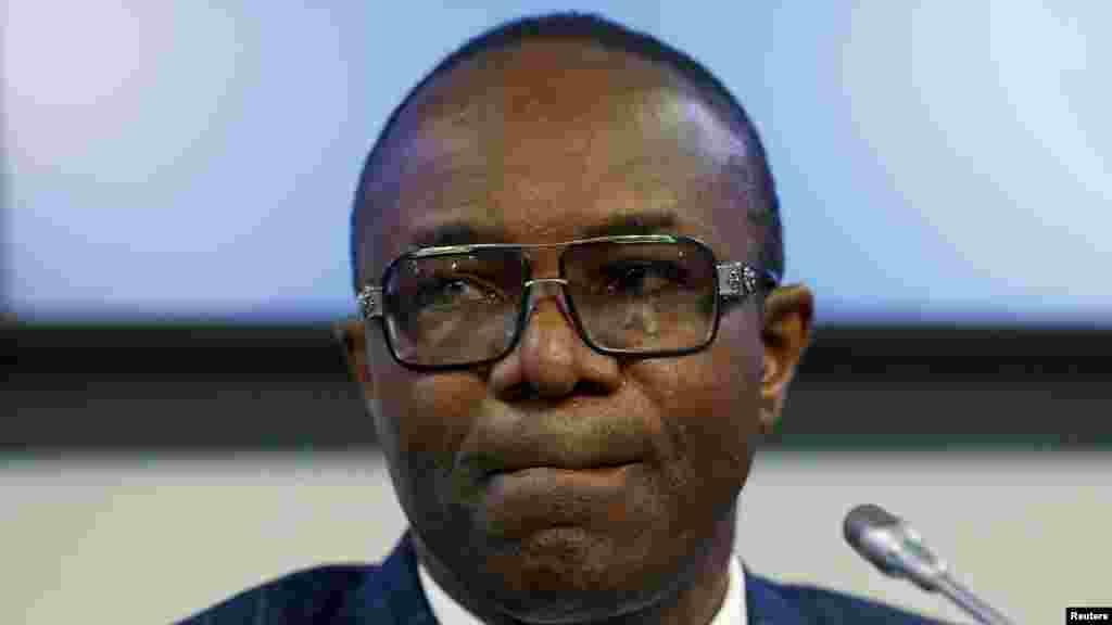 Karamin Ministan Mai na Najeriya Emmanuel Ibe Kachikwu kuma Shugaban OPEC
