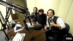 VOA Thai Interview with Kannikar PetchKaew