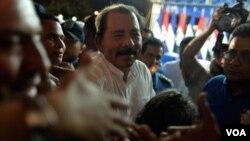 Según la oposición, el triunfo de Daniel Ortega en las recientes elecciones fue fraudulento.