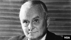 VOA Director Alfred Morton (1952 – 1953)