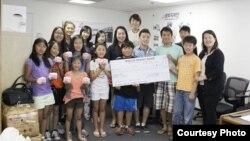 미국 내 한인학생들로 구성된 '퍼시픽합창단'이 대북 의료 지원 활동을 위한 음악회를 열었다. 사진=퍼시픽합창단 제공.