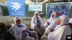 د حج روانو مراسمو ته ۲۴ زره افغانان هم تللي دي.