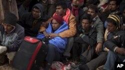 Naoružane postrojbe čuvaju libijsku stranu granice i sprečavaju odlazak izbjeglica