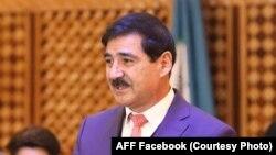 یوسف کارگر، سرپرست فدراسیون فوتبال افغانستان