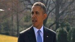 Обама обсудит Украину в Европе